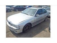 BREAKING BMW 5 SERIES 528i M SPORT AUTOMATIC E39 2000