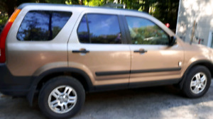 MINT 2003 HONDA CRV ,LOADED,TONS OF WORK DONE,200,000KMS ONLY!
