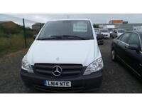 2014 14 MERCEDES-BENZ VITO ++BUY FOR £166 A MONTH++