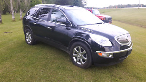 2008 Buick Enclave AWD  7 seater