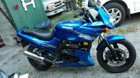 2009 Kawasaki Ninja 500R - 12,000km cross country