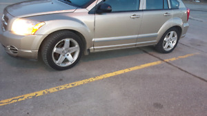 2010 dodge caliber 250kms on it
