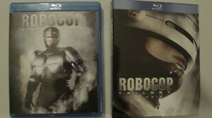 Robocop Trilogy Blu-ray Collection