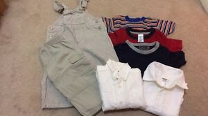 Boys clothing lot 6-18months