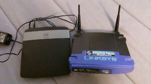 Linksys 2.4 Ghz Router