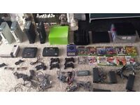 Job lot console ALL UNTESTED £300