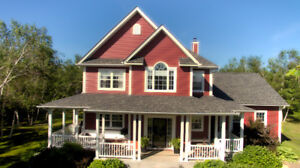 Impressive Waterfront Home Sitting on the Baie!!
