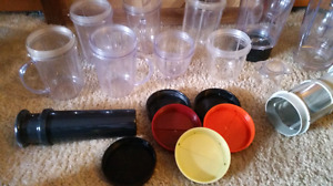 Assorted Miracle Blender Cups