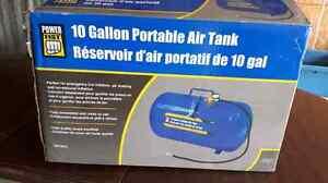 Brand New 10 Gallon Portable Air Tank