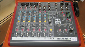 Allen and Heath Z10 FX