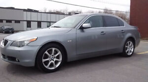 2006 BMW 5-Series 530XI Berline AWD