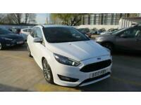 2017 Ford Focus 1.0T EcoBoost ST-Line (s/s) 5dr