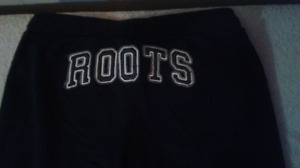 ROOTS SWRATPANTS