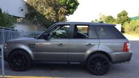 Range Rover sport ( SUPERCHARGED)