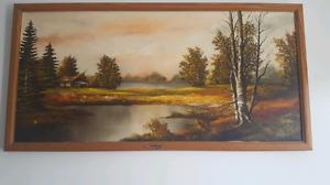 Peter Kaszonyi oil painting / peinture
