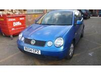 Volkswagen Polo Twist 3dr PETROL MANUAL 2004/04