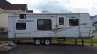 roulotte fleetwood wildderness 240 BH