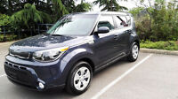 2015 Kia Soul ...very low kms! Vancouver Greater Vancouver Area Preview