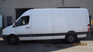 2011 Mercedes-Benz Sprinter Van 2500 Minivan, Van