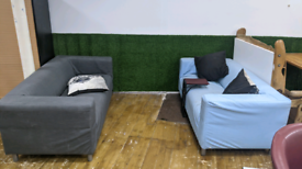 Two IKEA COUCHES