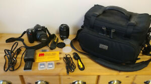 Nikon D50 and accessories for sale