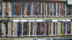 DVD Sale 10 for $10.00