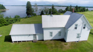 Perfect Property for a B & B!  Waterfront!!