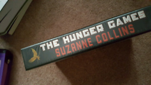 Hunger Games Trilogy (Hardcovers-NEW)