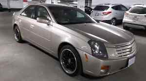 EXCELLENT CONDITION 2006 CADILLAC CTS LUXURY SEDAN - ONLY $2300