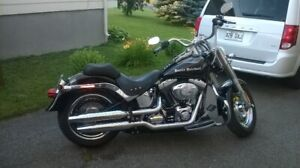 Harley Davidson 2009 ST-Fat Boy