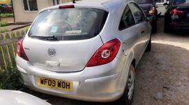 Vauxhall Corsa Lady Owner 1.0
