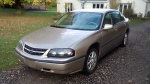 2004 CHEV IMPALA CERT&ETESTED NO RUST