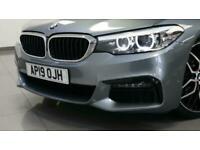 2019 BMW 5 Series 2019 19 BMW 520D 2.0 M Sport Auto Saloon Diesel Automatic