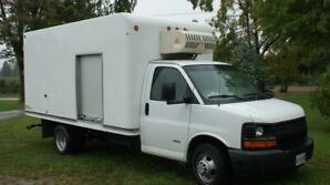 2006 Chev Reefer Truck