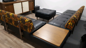 Vintage Daybed Sofa Mid Century