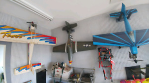 Complete collection of RC planes