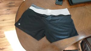 Sz 12 Lululemon boogie shorts