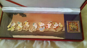 PIN broche DISNEY BLANCHE NEIGE ET LES SEPTS NAINS