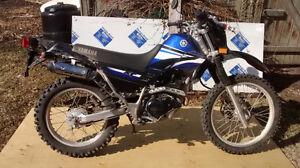 2006 Yamaha XT225 in very good condition