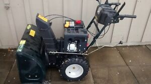 "Yardworks 30"" Snowblower"