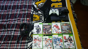 Xbox 360 and games headset controllers