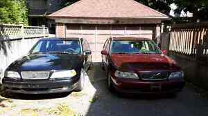 2 for 1 Volvo S70 Cambridge Kitchener Area image 1