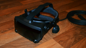 Valve index vr headset only perfect condition