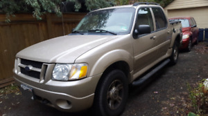 Certified Ford Explorer Sport Trac