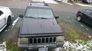 1998 Grand Cherokee Jeep LTD Edition, $4000 obo