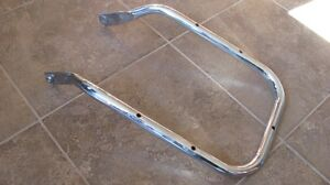 free rear baggage bar