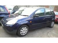 Ford Fiesta 1.3 2002.5MY LX