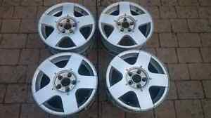 "Vw volkswagen 15"" Mk4 gls alloy wheels rims"