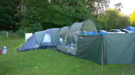 Second Hand Camping Tents for Sale in East Lothian | Gumtree