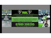 RBL Landscapes & Groundworks